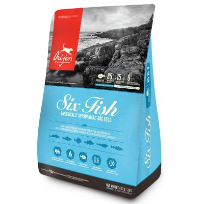 Orijen Six Fish Adult Dry Dog Food 2kg