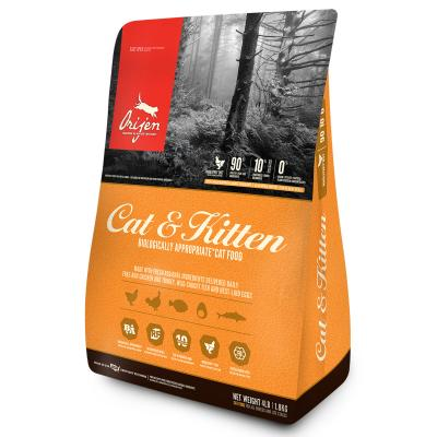 Orijen Cat And Kitten Dry Food 1.8kg