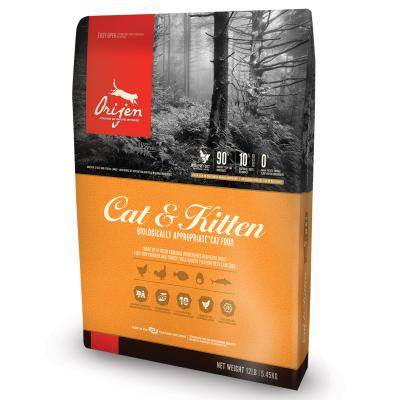 Orijen Cat And Kitten Dry Food 5.45kg