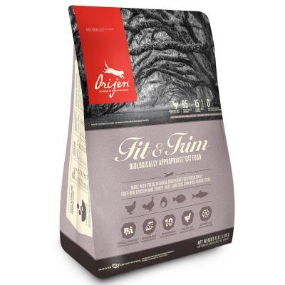 Orijen Fit And Trim Adult Dry Cat Food 1.8kg