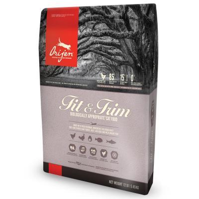 Orijen Fit And Trim Adult Dry Cat Food 5.45kg
