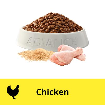 Advance Mature Chicken Dry Cat Food 3kg