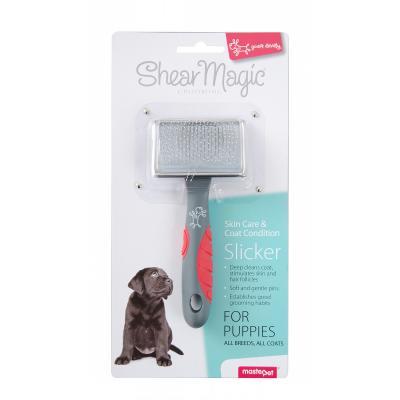 Shear Magic Slicker Brush Puppy For Dogs