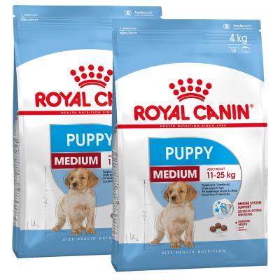 Royal Canin Medium Puppy/Junior Dry Dog Food 30kg