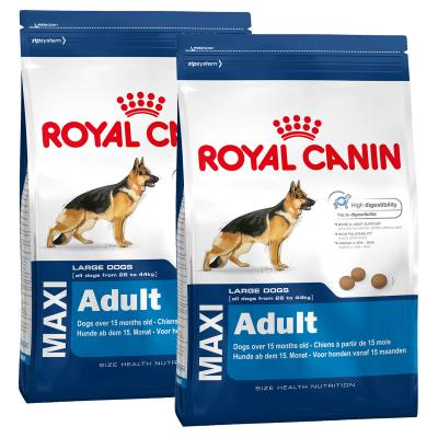 Royal Canin Maxi Adult Dry Dog Food 30kg