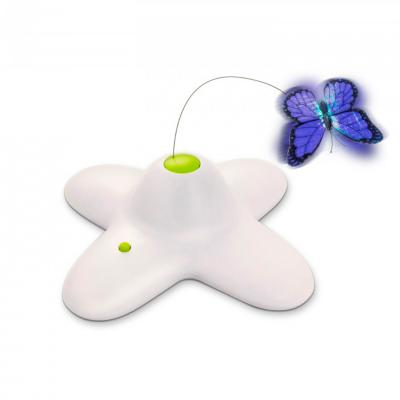 AFP Interactives Flutter Bug Butterfly Toy For Cats