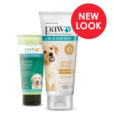 Paw By Blackmores Shampoo For Puppy 200ml