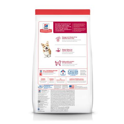 Hills Science Diet Chicken And Barley Recipe Small Bites Adult Dry Dog Food 6.8kg