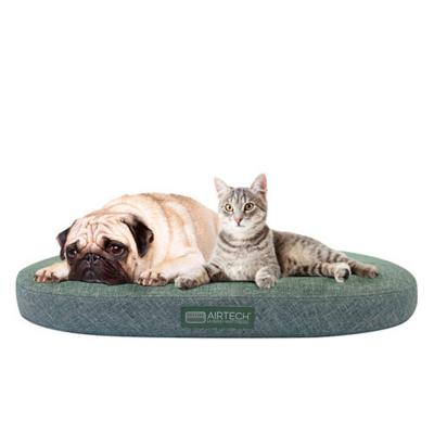 Purina Petlife Airtech Hybrid Mattress Sunkist Split XSmall Bed For Dogs & Cats