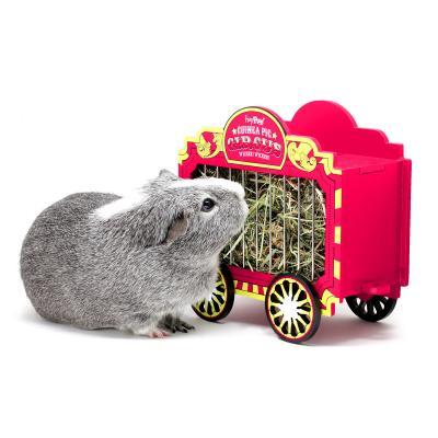 Haypigs Wheek Wagon Hay Hopper For Small Animals