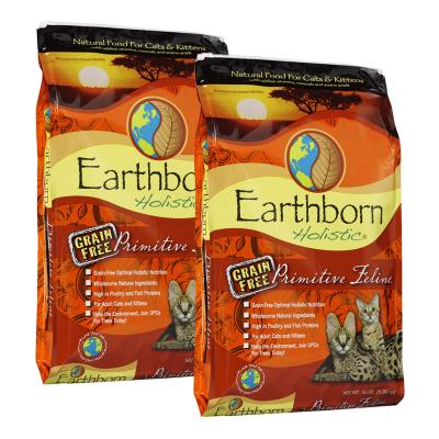 Earthborn Grain Free Primitive Turkey Chicken Kitten And Adult Dry Cat Food 12.72kg