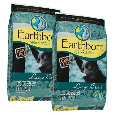 Earthborn Grain Free Large Breed Chicken Adult Dry Dog Food 24kg