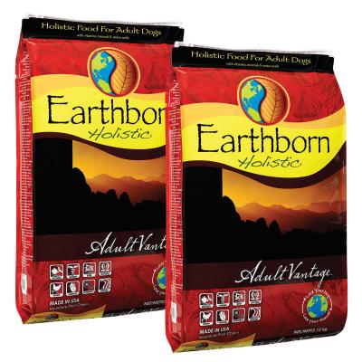 Earthborn Holistic Adult Vantage Chicken Adult Dry Dog Food 24kg