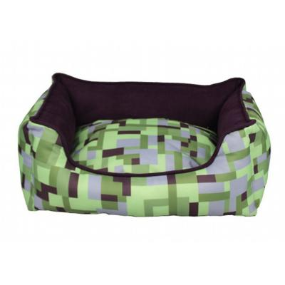 Scream Lounger Modern Army Medium Bed For Dogs (60x50x20cm)