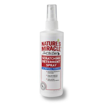 Natures Miracle Just For Cats Scratching Deterrent Spray 236ml