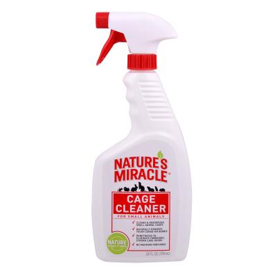 Natures Miracle Cage Cleaner Deodoriser For Small Animals 709ml