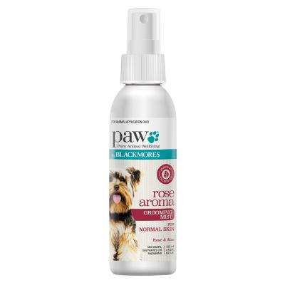 PAW By Blackmores Rose Aroma Grooming Mist Spray 125ml