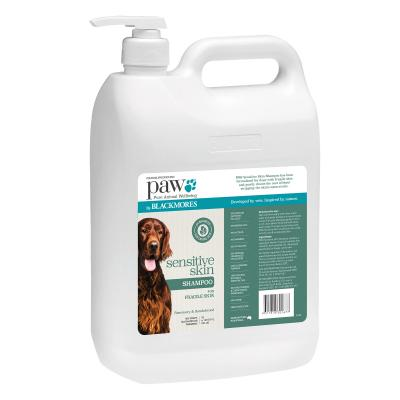 PAW By Blackmores Shampoo For Sensitive Skin Dogs 5 Litre