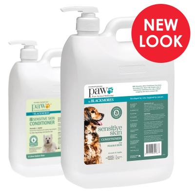 Paw By Blackmores Conditioner For Sensitive Skin Dogs 5 Litre