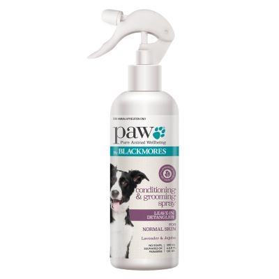 PAW By Blackmores Lavender Conditioning and Grooming Spray 200ml