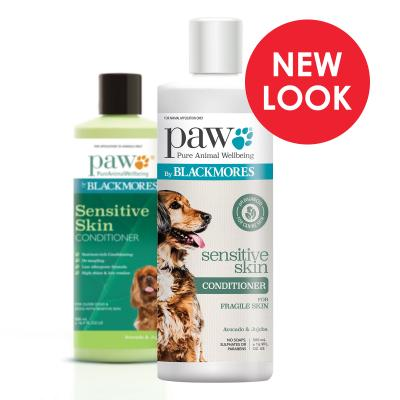 Paw By Blackmores Conditioner For Sensitive Skin Dogs 500ml