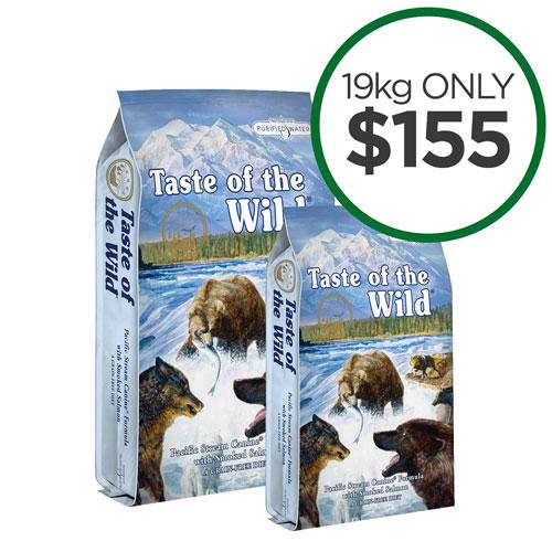 Taste Of The Wild 19kg