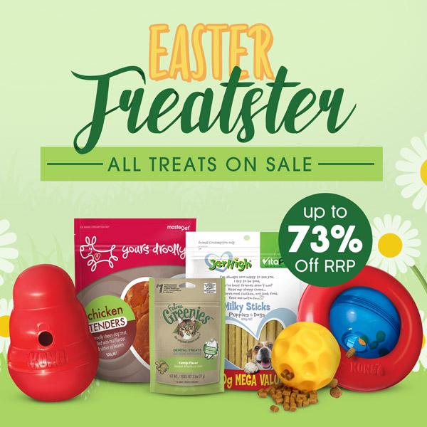 Easter Treatster - All Treats On Sale