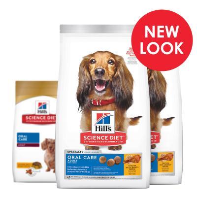 Hills Science Diet Oral Care Adult Dry Dog Food 24kg