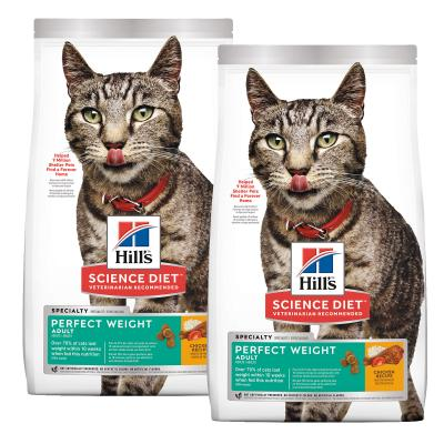 Hills Science Diet Perfect Weight Adult Dry Cat Food 6.34kg