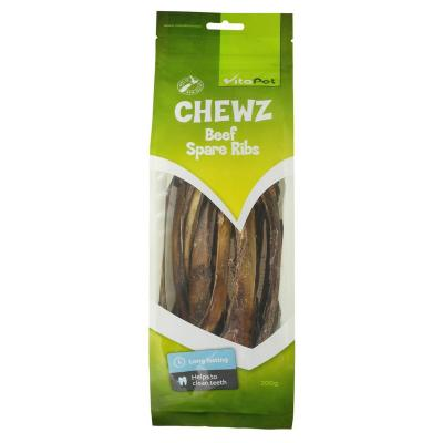 Vitapet Chewz Beef Spare Ribs Dental Treats For Dogs 200gm