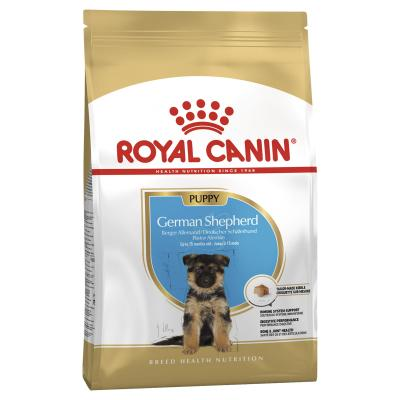Royal Canin German Shepherd Puppy/Junior Dry Dog Food 12kg