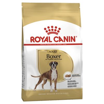 Royal Canin Boxer Adult Dry Dog Food 3kg