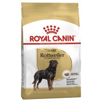 Royal Canin Rottweiler Adult Dry Dog Food 12kg