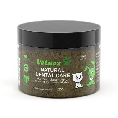 Vetnex Natural Dental Care Powder For Dogs and Cats 200g