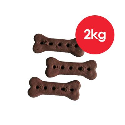 Australian Pettreats Baked Biscuits Liver Treats For Dogs 1kg x 2 Pack