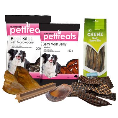 Beef Bonanza Treat Pack For Dogs