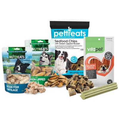 Fish Fantasy Treat Pack For Dogs 460g