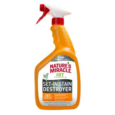 Natures Miracle Oxy Formula Set In Stain Destroyer Odour Control For Dogs 946ml