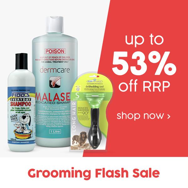 Grooming Flash Sale