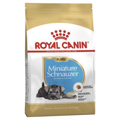 Royal Canin Miniature Schnauzer Puppy Dry Dog Food 1.5kg