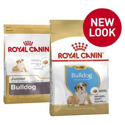 Royal Canin Bulldog Puppy Dry Dog Food 12kg