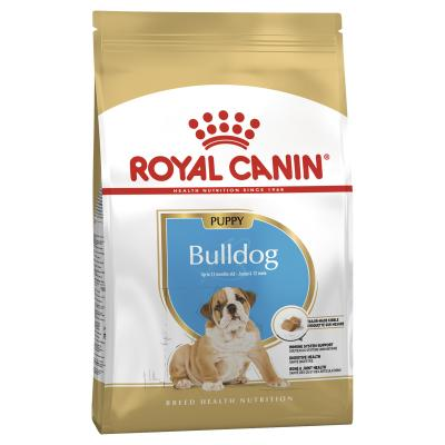 Royal Canin Bulldog Puppy Dry Dog Food 12kg
