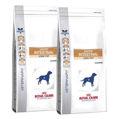 Royal Canin Veterinary Diet Canine Gastro Intestinal Low Fat Dry Dog Food 24kg