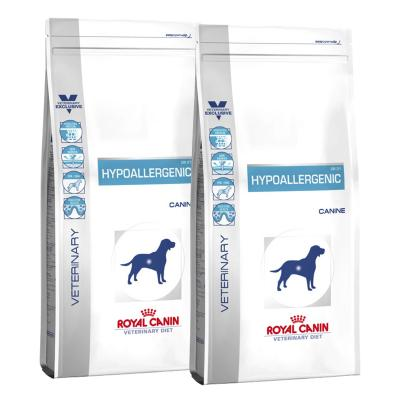 Royal Canin Veterinary Diet Canine Hypoallergenic Dry Dog Food 28kg