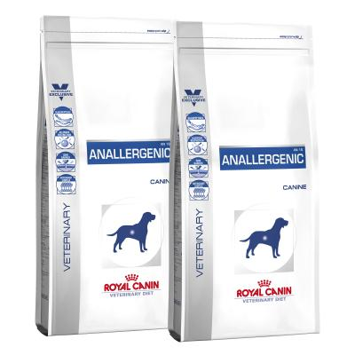 Royal Canin Veterinary Diet Canine Anallergenic Dry Dog Food 16kg