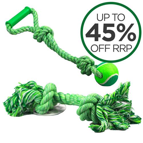 Ultra Fresh Rope Toys