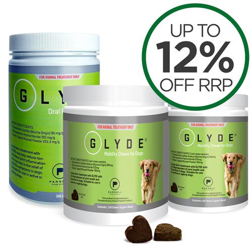 Glyde Supplements