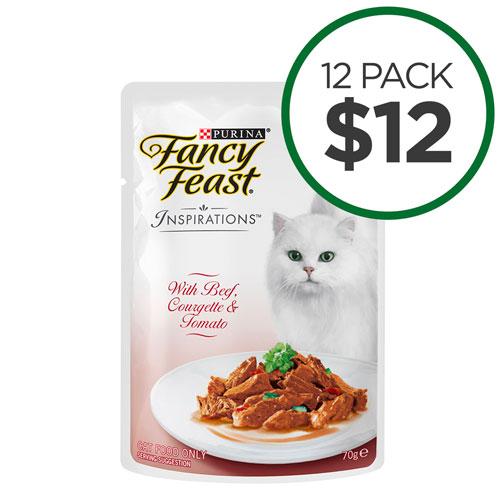 Fancy Feast Inspirations 12pk