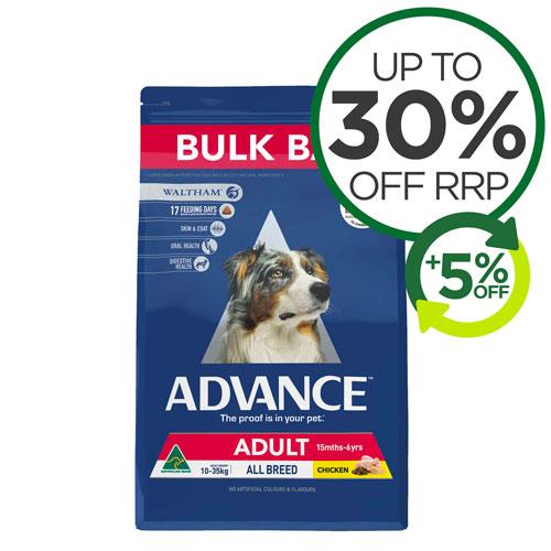 Advance Dog Food 20kg