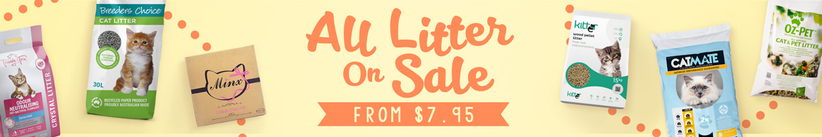 All Litter On Sale